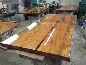 Wood Slabs Table Tops