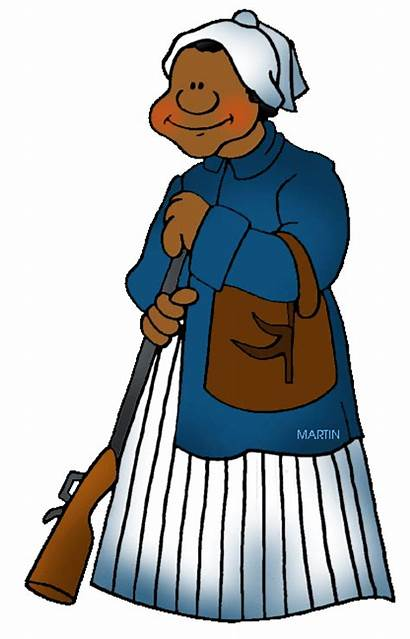 Harriet Tubman Clipart Railroad Underground Slavery American