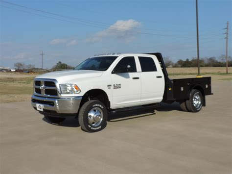 Dodge Ram 3500 Flatbed Trucks For Sale 58 Used Trucks From