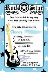 Rock Star Baby Laufstall : 1000 images about rock star baby shower on pinterest star baby showers rock rock and baby ~ Frokenaadalensverden.com Haus und Dekorationen