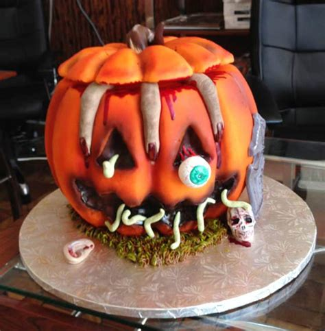 hallowen cakes creepy yet creative halloween cake ideas for spooky night
