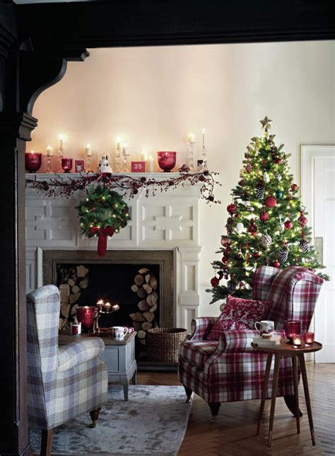 christmas mantel ideas town country living