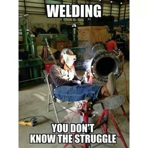 Welding Meme - too much stress welding is a lifestyle pinterest metals welding memes and welding projects