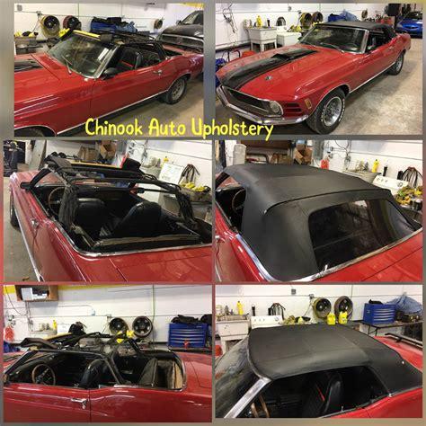 Auto Upholstery Calgary by Auto Upholstery Exles In Calgary Chinook Auto Upholstery