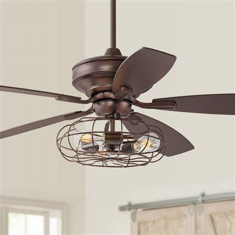 rustic lodge  profile ceiling fans lamps
