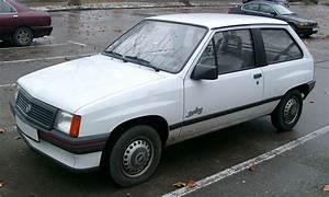 Opel Corsa A : opel corsa a wikiwand ~ Medecine-chirurgie-esthetiques.com Avis de Voitures