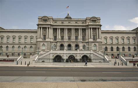 Library Of Congress Washington DC Editorial Stock Photo ...