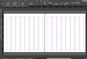 free indesign 330mmx310mm 8 column grid template crs With 12 column grid template