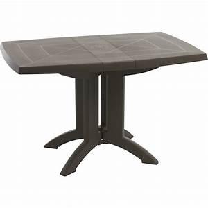 Table Bistrot Pliante : beautiful table de jardin pliante auchan contemporary awesome interior home satellite ~ Teatrodelosmanantiales.com Idées de Décoration