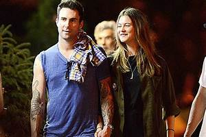Adam Levine + Behati Prinsloo Are Engaged!