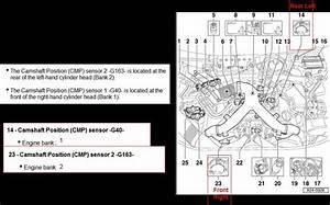2 7t Camshaft Position Sensor