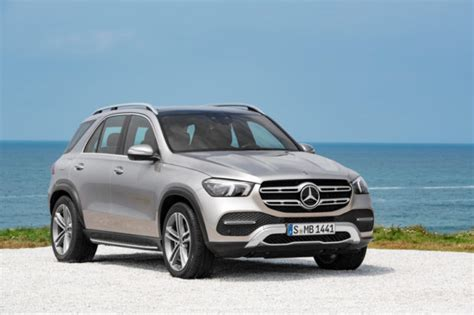 mercedes benz gle br  front