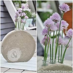 Beton Vase Selber Machen : 92 besten beton selber giessen bilder auf pinterest diy beton zement und beton basteln ~ Markanthonyermac.com Haus und Dekorationen