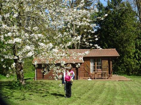 le chalet du moulin le chalet et le cerisier picture of moulin du ru aulnoy tripadvisor
