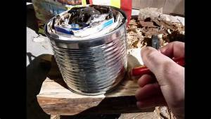 Comment Creuser Un Tronc D Arbre : comment faire un bol en bois sans outils pour creuser le bois youtube ~ Melissatoandfro.com Idées de Décoration
