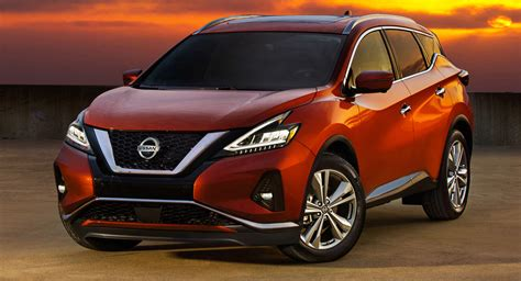 2020 Nissan Murano Gets Price Bump Despite Receiving Only ...