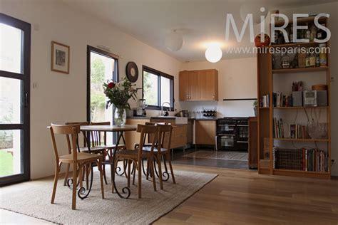 cuisine ouverte sur salle à manger et salon cuisine ouverte sur le salon salle à manger c0766 mires