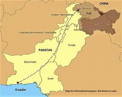 Cpec Corridor Pakistan China Economic India Project
