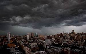 US storms: torrential rain in New York City and possible ...