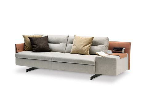 Buy The Poltrona Frau Grantorino Two Seater Sofa