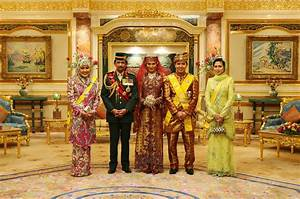 Shaking hands with royalty: inside the Sultan of Brunei's ...