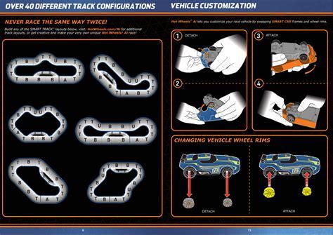 fbl ar hotwheels ai intellient race system car