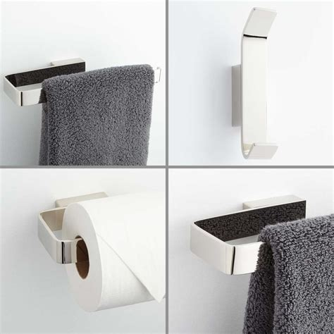 newberry collection  piece bathroom accessory set bathroom