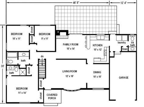 blueprints for houses free design own house free plans free printable house
