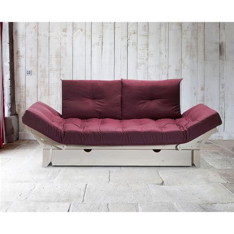 canape camif canapé futon camif