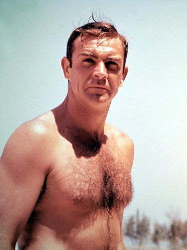sean connery sexy sean connery the first hairy chest i fell in love with
