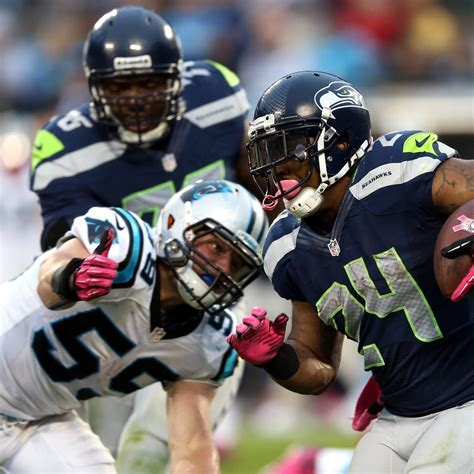seahawks  panthers full highlights  recap