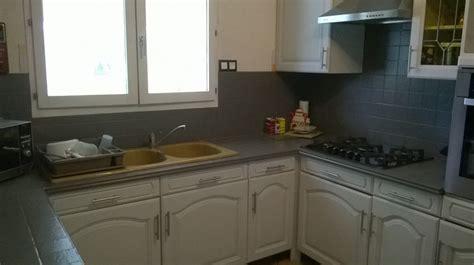 carrelage cuisine mur renover la cuisine meubles carrelage et mur renover