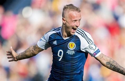 Leigh griffiths (born 20 august 1990) is a scottish professional footballer who plays as a striker for scottish premiership club celtic and the. Leigh Griffiths will continue to be fired up by doubters - The Courier