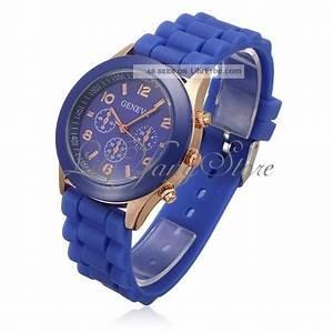 Uhren Trend Damen : bunt silikon armbanduhr trend uhr damen herren sportuhr quarz uhren watch top ~ Frokenaadalensverden.com Haus und Dekorationen