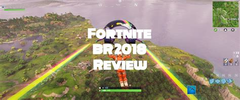 Fortnite Battle Royale Review 2018  Gaming For The Weekend