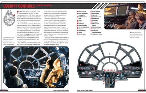 Han Freighter Diagram by Wars How Does Han The Millennium Falcon