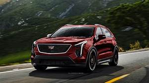 Cadillac XT4 V-Sport Imagined As BMW X2 M35i Competitor