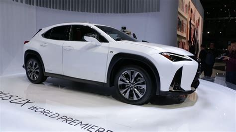 lexus ux  meant     city video roadshow