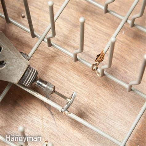 dishwasher repair fix  dishwasher rack  family handyman
