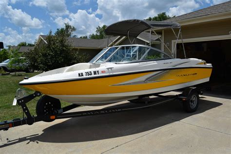 Maxum Boats 1800 Mx by Maxum 1800 Mx Boat For Sale From Usa