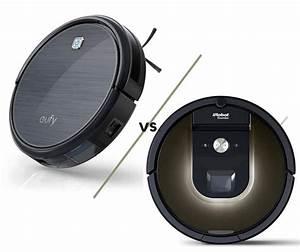Eufy Robovac Vs  Irobot Roomba  A Brand Comparison