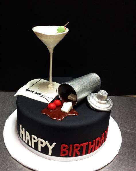 mad men cake boys mens birthday cakes pinterest