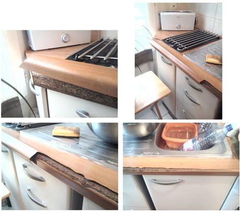 revetement adhesif pour plan de travail de cuisine revetement plan de travail wikilia fr