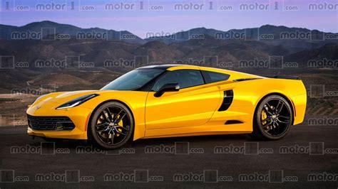 2020 Mid-engined Corvette