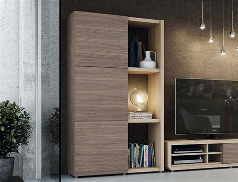 wall units for tv storage modern natural wall storage system with tv unit and tall cabinet