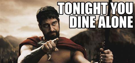 Leonidas Meme - image 252115 this is sparta know your meme