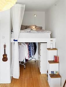 Meuble Gain De Place Pour Studio : meuble gain de place studio stunning petits espaces les ~ Premium-room.com Idées de Décoration