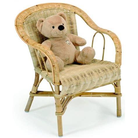 fauteuil en rotin pour enfant fauteuil enfant rotin crapaud la vannerie d aujourd hui