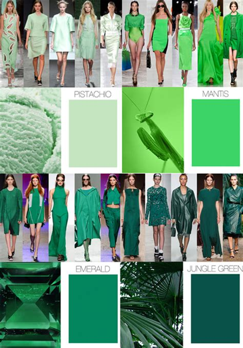 Summer 2015 Fashion Trends Colors