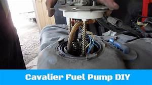Chevy Cavalier Fuel Pump Diy